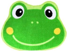 Tapete Infantil Sapo 50x40cm Verde