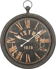 Relógio Decorativo de Parede Bistro 1870