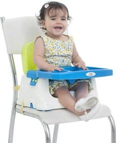 Cadeira Cadeirinha AlimentaçÁo Bebê Portátil Baby Style Verde