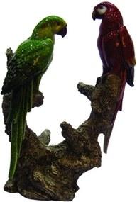 escultura pássaro VENEZUELA cerâmica 21cm Ilunato KY0023