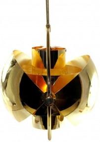 Lustre com Cúpula Redimensionável 38x40cm