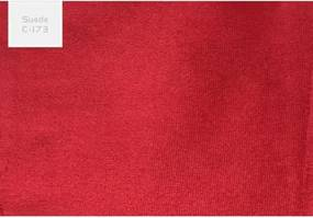 Sofá Dante 4 Lugares 260cm D173 Vermelho - Domi