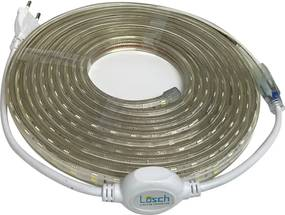 Fita de Led Plug and Play Kit com 5 mts. 14,4W/M 127V 3000K - Losch - 40625/5