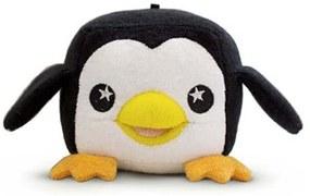 Esponja de Banho Soapsox Pinguim Preto e Branco