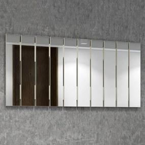 Espelho Barra Vertical 150 cm Tb201 Off White - Dalla Costa