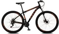 Bicicleta Atalanta Aro 29 Alumínio 21v Câmbio Tras Shimano Freio Mecân