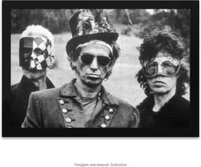 Poster The Rolling Stones (50x75cm, Apenas Impressão)