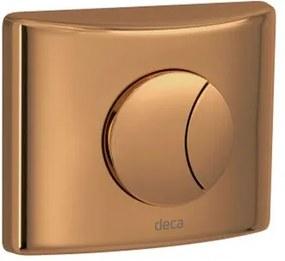 Acabamento de Válvula Hydra Duo Red Gold - 4900.GL.DUO.RD - Deca - Deca