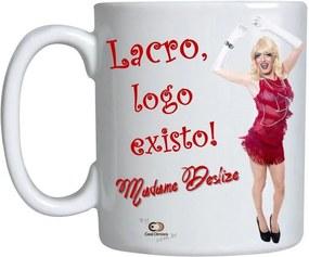 Caneca Lacro, Logo Existo
