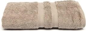 Toalha de Banho Buddemeyer Algodão Egípcio 77x140cm Marrom