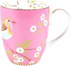 Caneca Grande Rosa - Early Bird - Pip Studio
