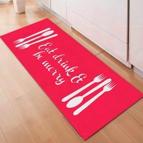 Passadeira de Cozinha, Eat Merry - 40x120cm