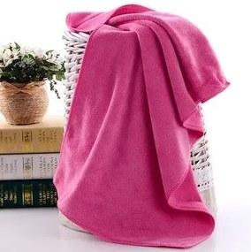 Toalha de Rosto para Salão de Beleza Rosa - 45x70cm - Primata