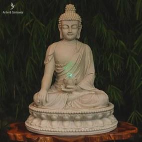 Fonte de Buda Tibet Marmorite
