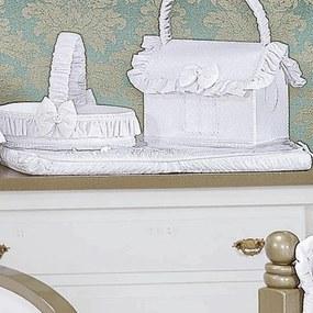 Trocador de Bebê Plastificado Classic Branco