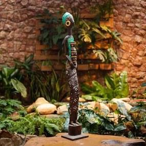 Africana em Madeira 105cm - Bali