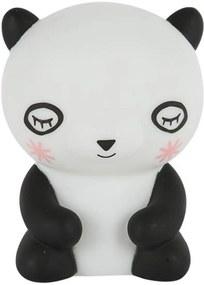 Mini Luminária Adoraria Urso Panda