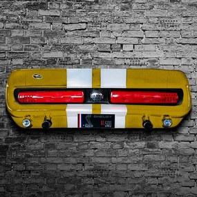 Prateleira Traseira Mustang Gold Edition