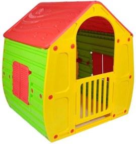 Casinha de Brinquedo Infantil Portátil Colorida Bel Brink