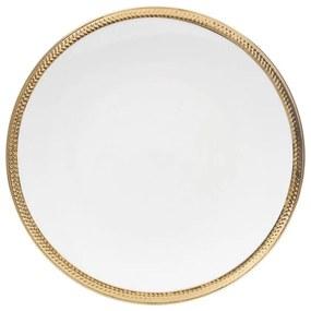 Jogo Pratos Rasos 6 Peças Porcelana Durable Porcelain Paddy 27cm 25109 Wolff