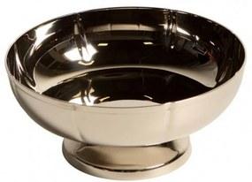 Bowl de Metal com Banho de Níquel Borough