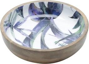 Bowl Madeira Flower 25x7cm 27506 Bon Gourmet
