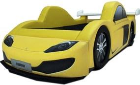 Cama Infantil Veloz Amarelo