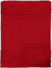 Toalha de Banho Appel - Decorarte p/ Bordar Vermelho