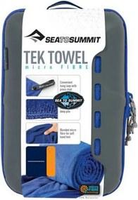 Toalha Tek Towel M Azul - Sea to Summit