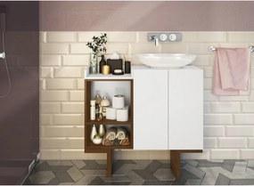 Banheiro Set Branco Estilare