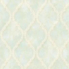 Papel De Parede Texturizado Desenho Vert Paris  Lc9005
