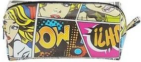 Necessaire Quadrinhos HQ Pop Pow
