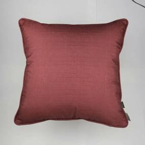 Almofada 50x50 cm Red Sea - Velvet
