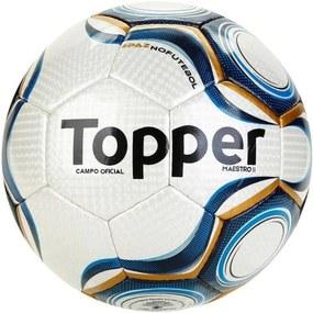 Bola Topper Campo Maestro TD2 Branca