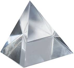 Pirâmide de Cristal Média (6cm)
