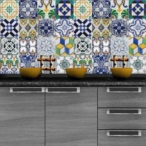 Adesivo Azulejos Portugueses 24 (20x20cm)