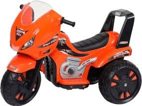Moto Elétrica Infantil Sprint Laranja FA Flex 6V Biemme 195