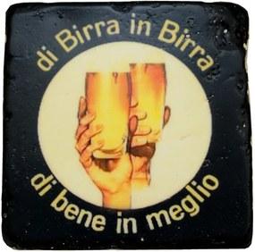 Porta Copos de Resina Di Birra In Birra