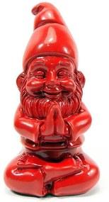 Duende da Conquista Meditando (Vermelho)