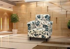 Poltrona Decorativa Betina - Floral