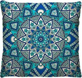Almofada Mandala Avulsa 40cm x 40cm - Estampa 261