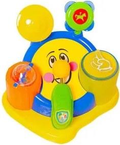 Brinquedo Educativo Tum Tum Tha Calesita