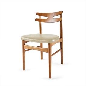 Cadeira HW Madeira Maciça Artesian Clássicos de Design by Henry Walter Klein