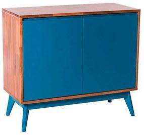 Buffet Roma 2 Portas Azul- Wood Prime MP 1041595