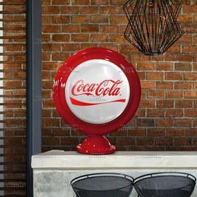 Luminária De Mesa Coca Cola