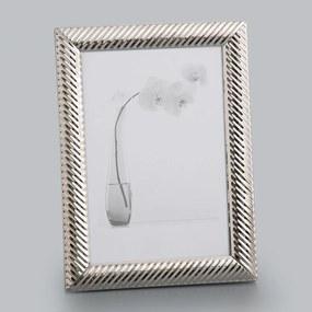 Porta Retrato Aço Lines 20x25 25513 Prestige