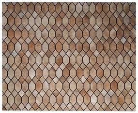 Tapete Snake Bege e Preto - TP 45690 1,50 x 2,00