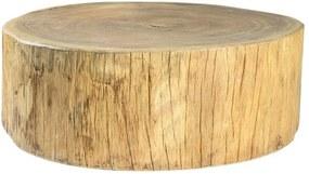 Mesa de Centro Pequiá 0.82 x 0.65 cm - Wood Prime 35169