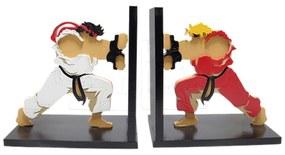 Aparador de Livro Street Fighter
