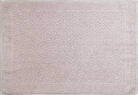 Toalha de Piso Jacquard Spazio - Appel - Rosa Cristal